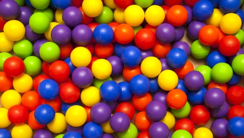 image of ball pool