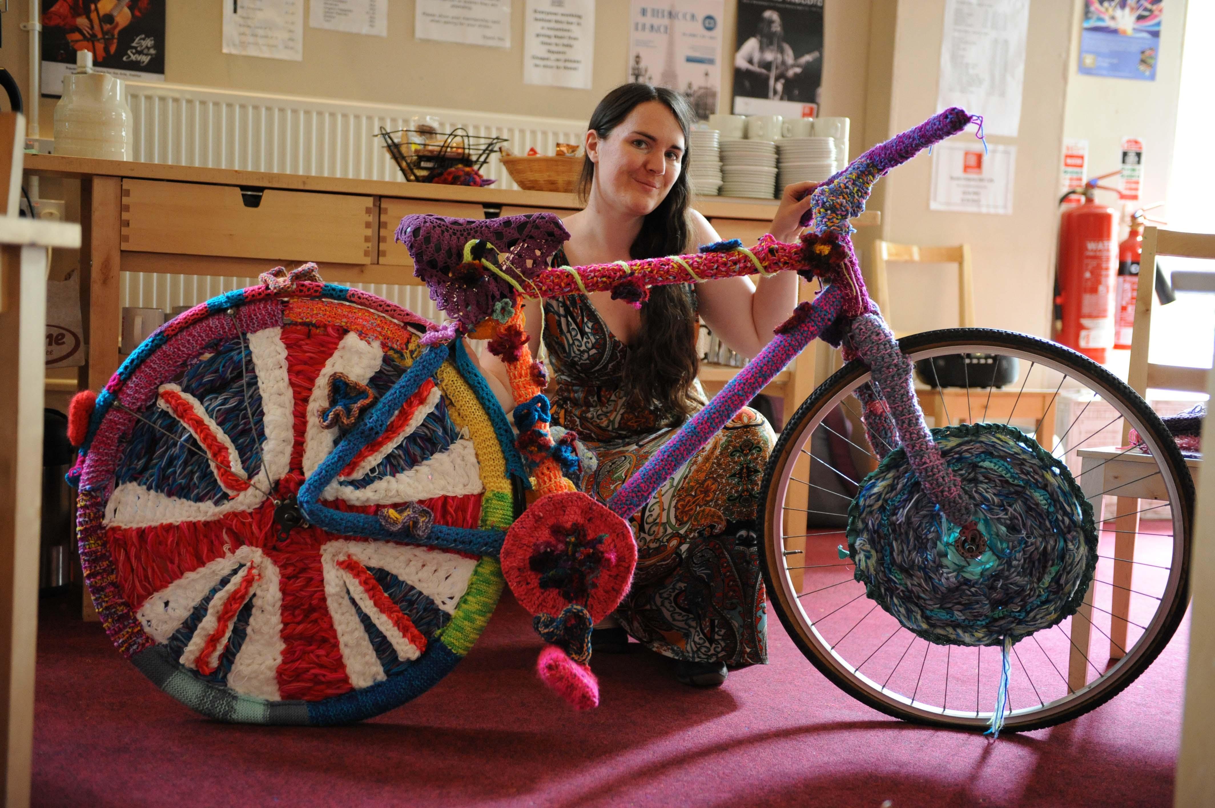 Cassandra and bike