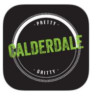 Visit Calderdale app logo