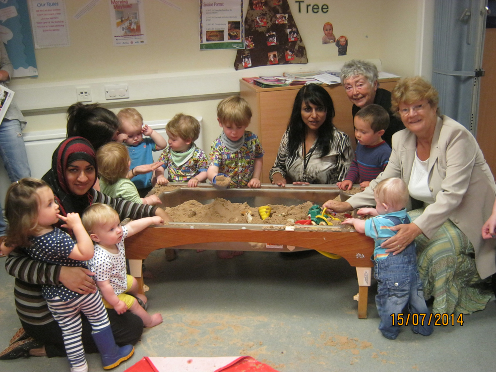Upper Valley Children's Centres