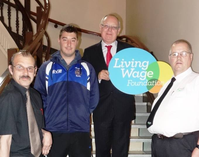 Living Wage photo