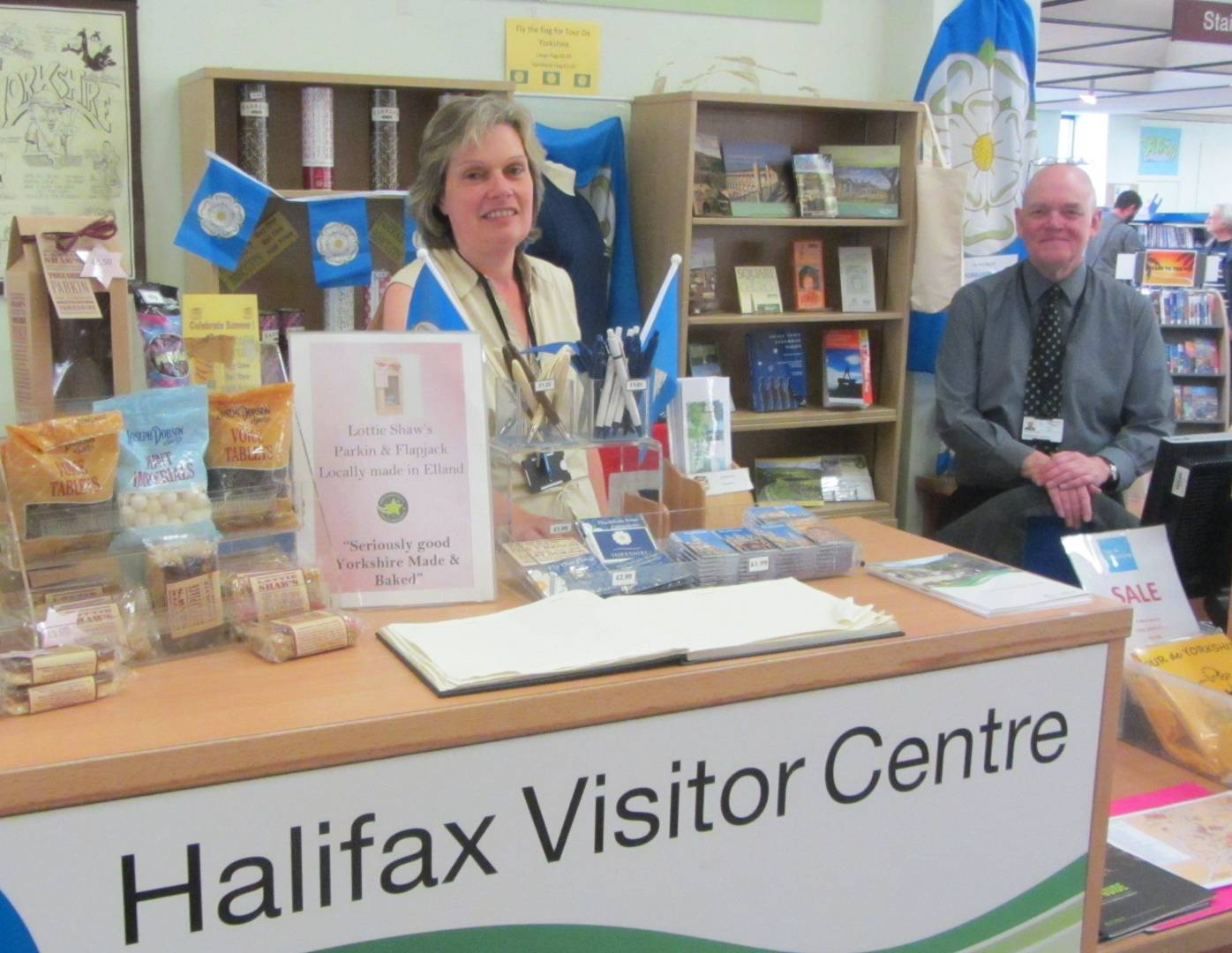 Halifax Visitor Centre