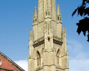 halifax project for colum gileshalifax west yorkshiresquare chapel