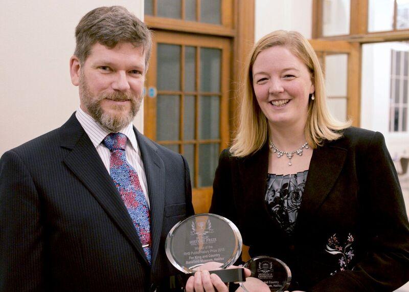 Bankfield Museum award