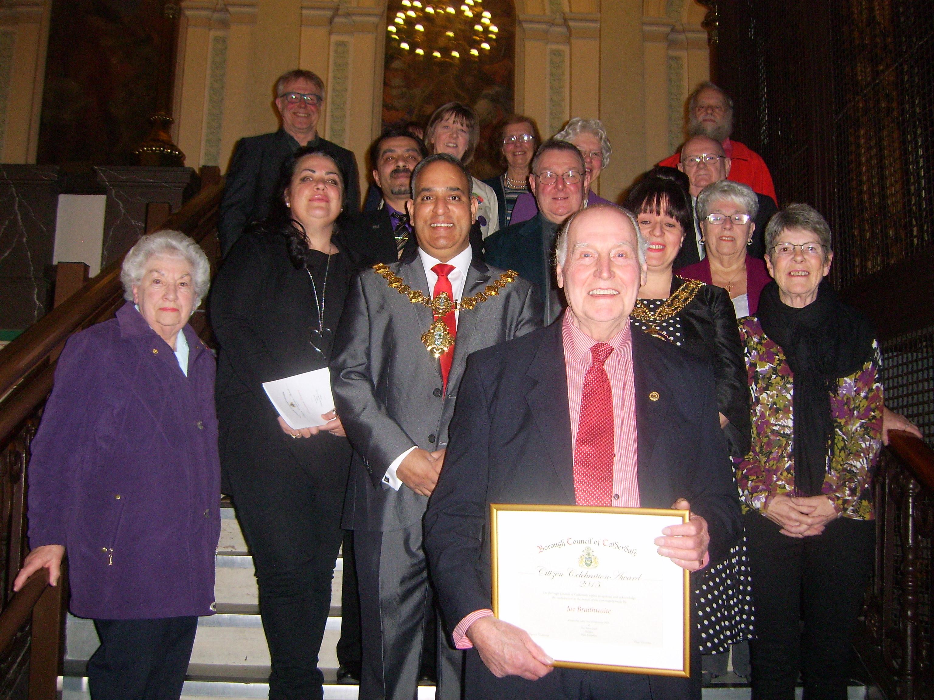 Citizen Celebration Awards