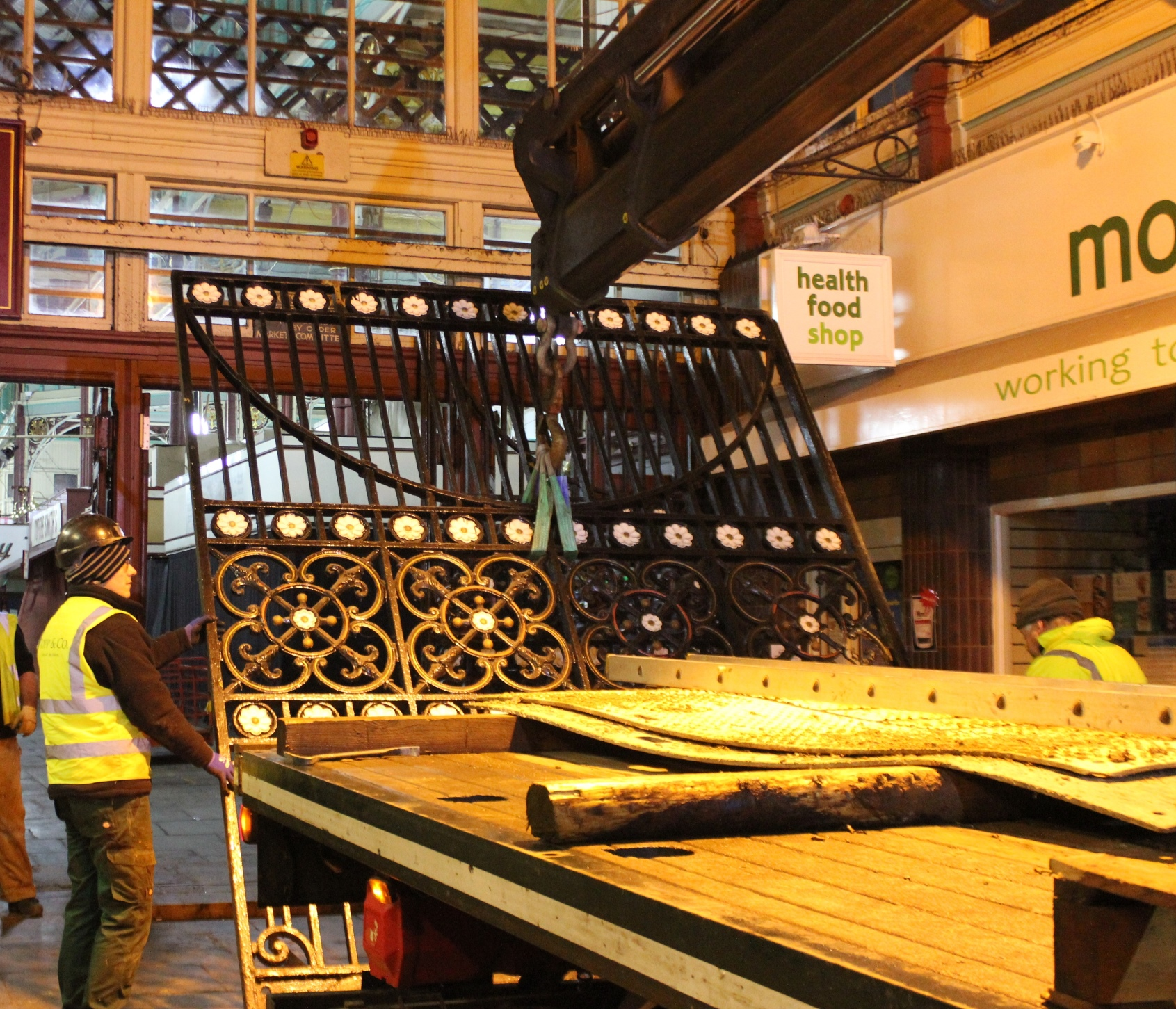 Market gates