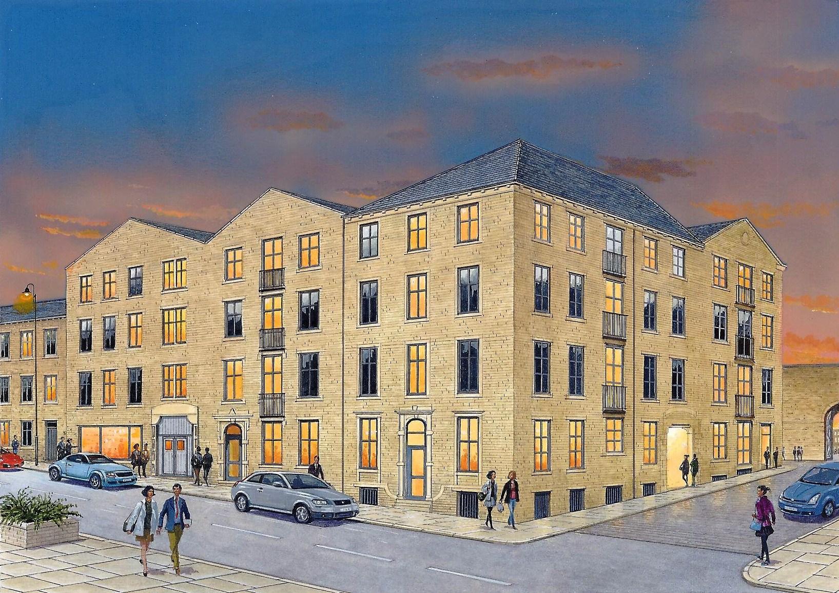 Leeds Beckett University Business Centre, Halifax