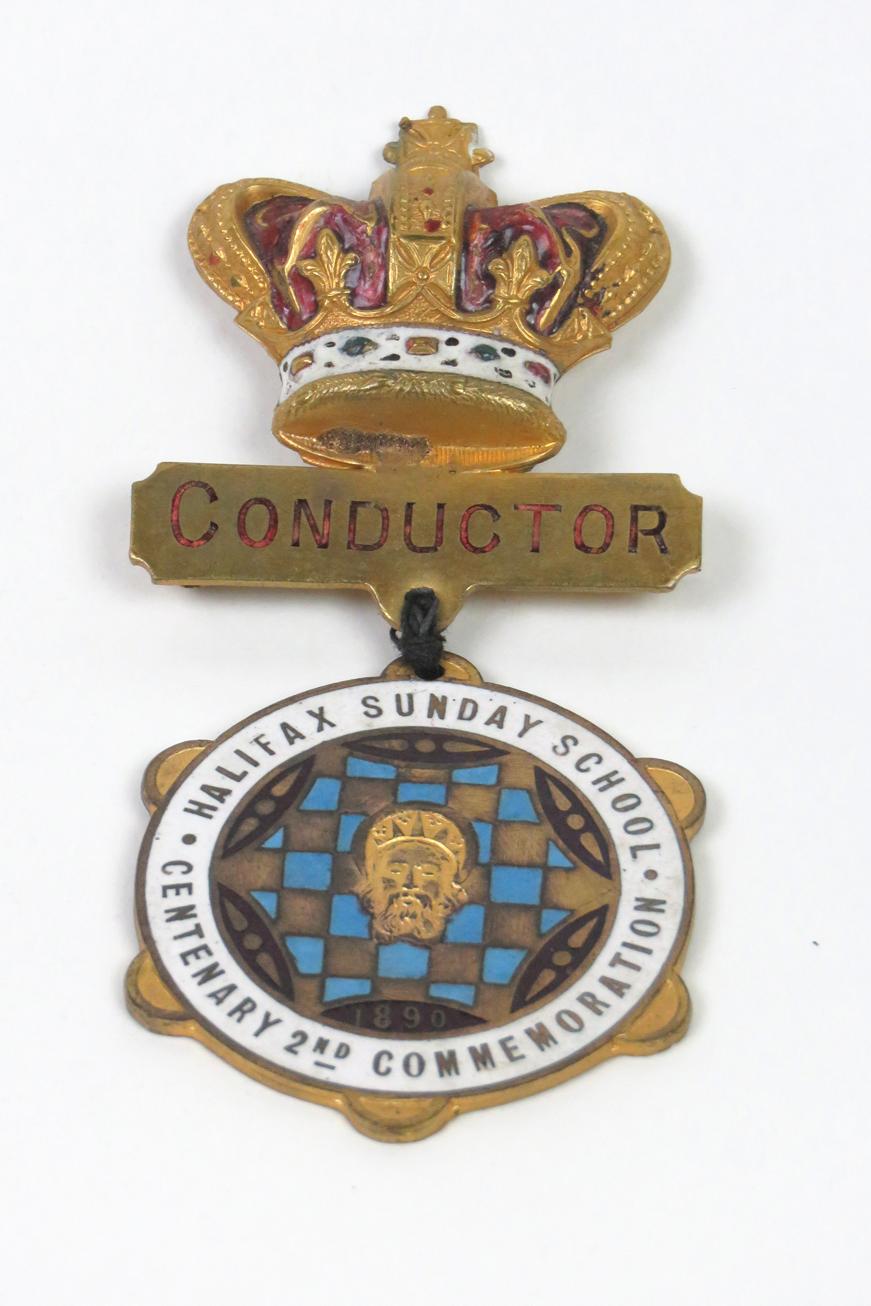 Conductors Badge