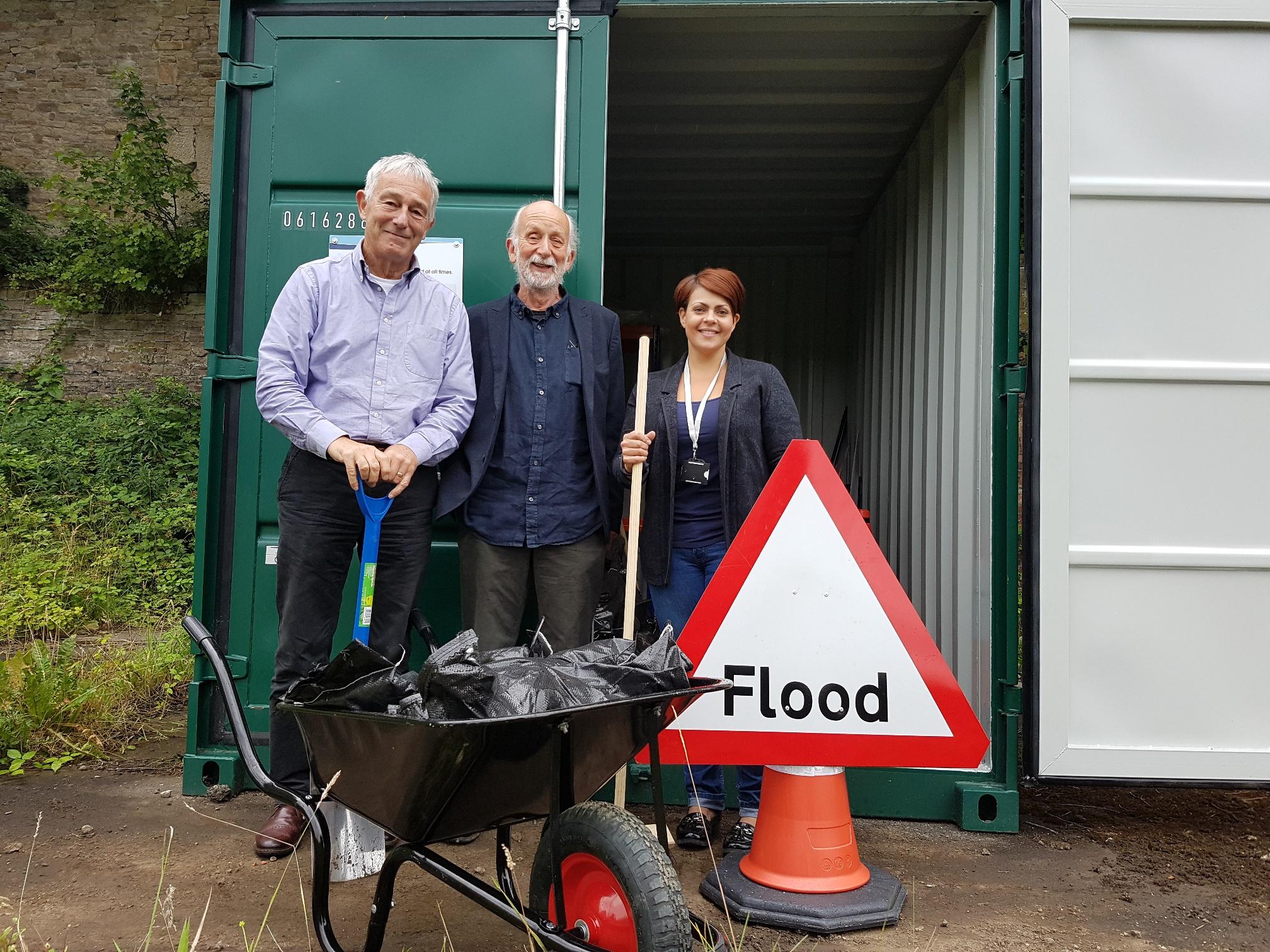 Flood store
