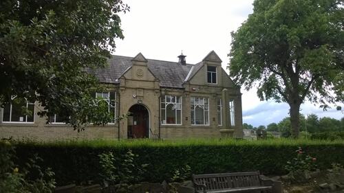 Rastrick Library