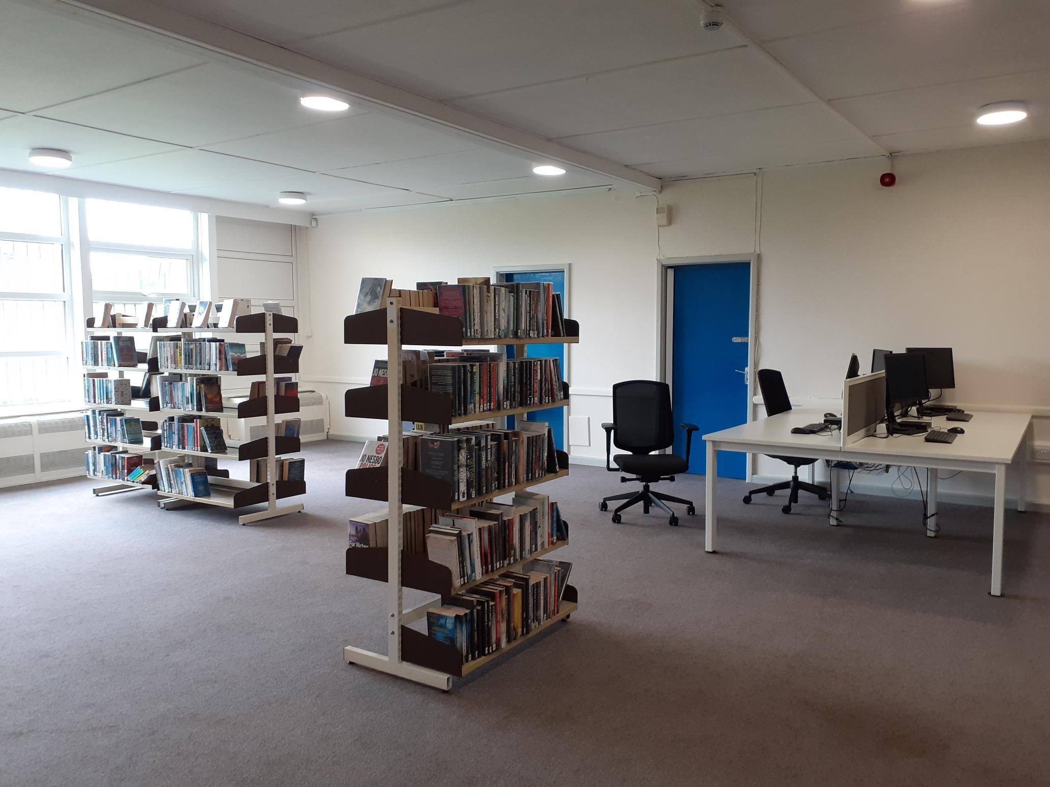 Mixenden Library
