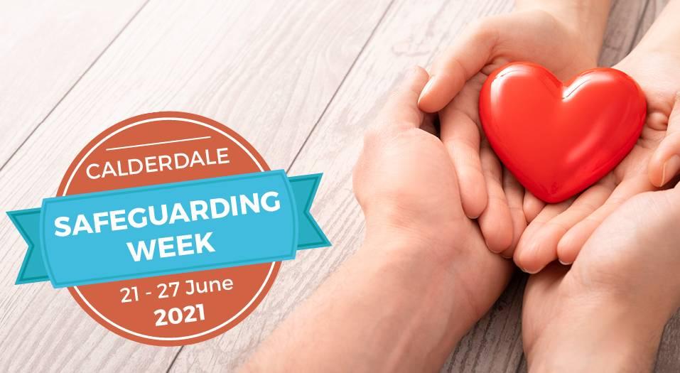 Safeguarding Week artwork