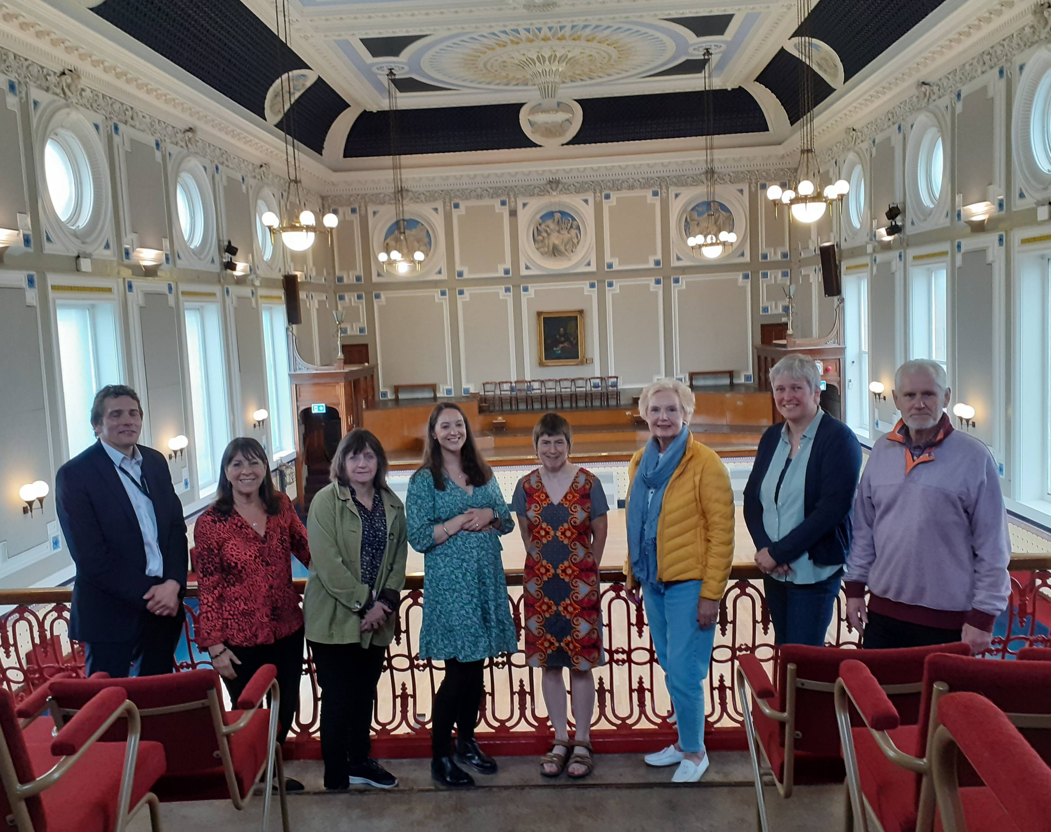 Todmorden Town Hall Working Group