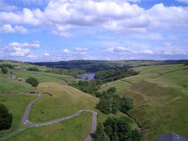 Calderdale view