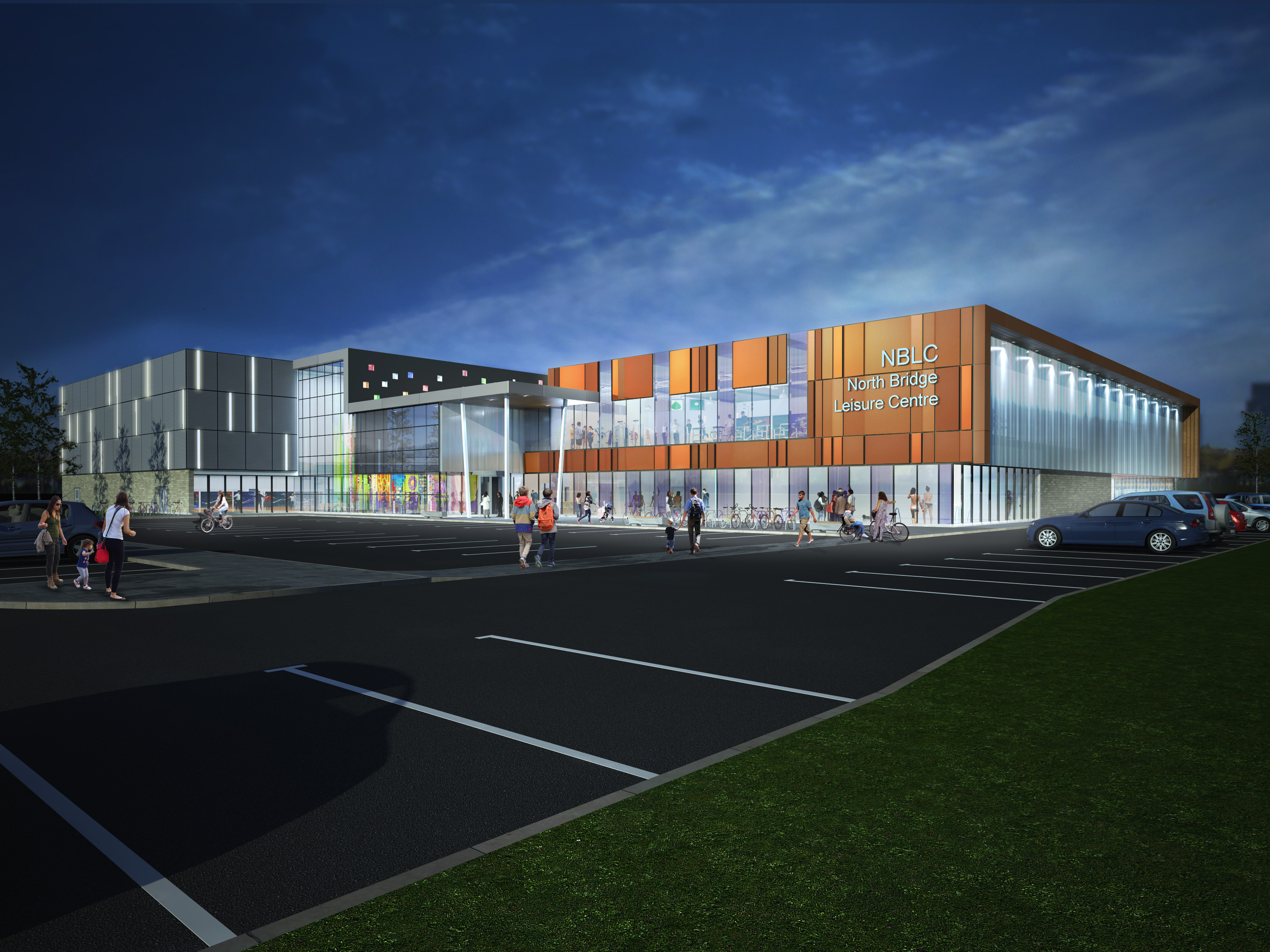 What Do You Want To See In The New Halifax Leisure Centre News Next Chapter Into Cabinet