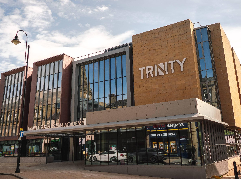 Trinity Sixth Form Academy exterior